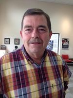 Gary owner of Riechers Tire and Auto