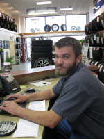 Greg at Riechers Tire and Auto